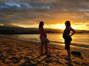 Oahu NS sunset